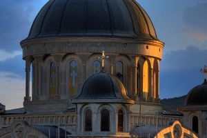 bell tower by kinguik