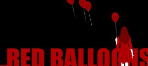 Red Balloons by swordfishll