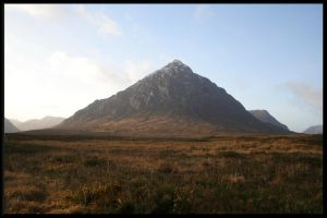 Buchaille Etive Mor by tidalwavedave74