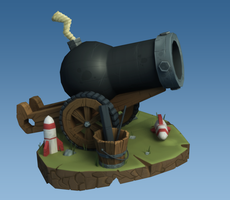 Cannon by Whalzz
