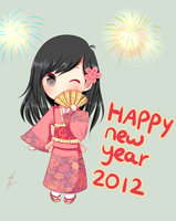 Happy new year by Wendychi