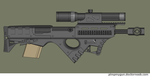 Layoto sniper rifle by Robbe25