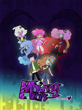 Moving On Poster by Mashmellow-Muffin