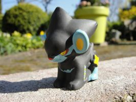Little Luxray by Ilona-the-Sinister