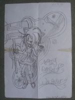 x.X.Amy Rose First Walpapper.X.x by devilpunkgirlsBFFFs