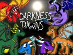 CE - Darkness Dawns cover by catkitte
