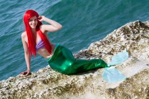 Little Mermaid by Erendrym