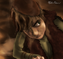 Hiccup and the Soup Bowl 7 by masterrohan