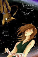 AuroraOCT - Round 3 *TO ASHES* Cover Page by AndrewMartinD