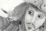 Cpt Jack Sparrow by Scrubfire