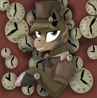 Look at the Time... by Aryncoryn