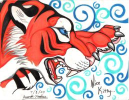 .:Air Tiger:. by FallenAngelWolf13