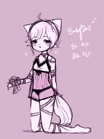 babydoll ych [closed- auction] by vepor