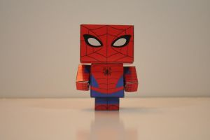 Spider-Man (Front) by Mikhaelo-Johanio