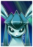 Glaceon by goldhedgehog
