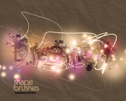 Dreamon Shape Brushes 02 by dreamon72