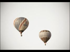 Double ballon by Lyshenko
