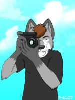 Gift for RedlineGearhead: Say Cheese!! by PocketOpossum