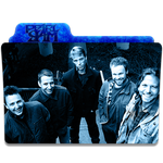 Pearl Jam Folder Icon by gterritory