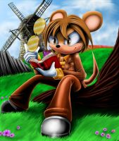 alister the mouse by ArchiveN