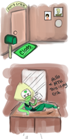 Peridot's Crib [Comic] by mysteriousMaiden-MM