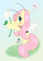 Flutter The Bee by Joakaha