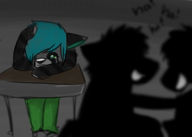 left out by SpunkyRacoon