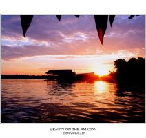 Beauty on the Amazon by Mindsaperture