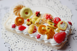 Breakfast Sweets Decoden by ThePocketKawaii