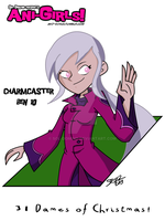31 DoC: Charmcaster by Sol-Domino