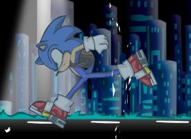 Sonic Genesis: Preview 1 by Memphiston