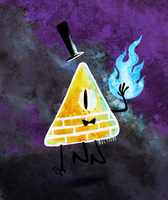 Triangle Man by Odettery
