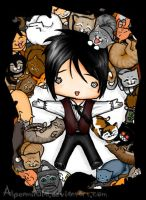 I am an angel by Alpenminuial