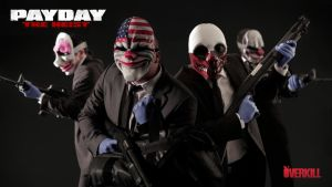Payday: The Heist - Classic Crew Wallpaper #1 by Copaz