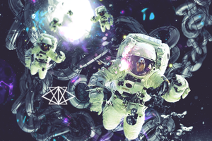 SPAAAAAAAAACCEEEEE by echosoflife