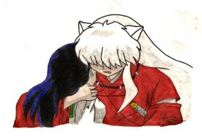 Kagome's Death by xMomooh