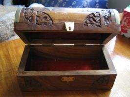 Treasure Chest by Insan-Stock