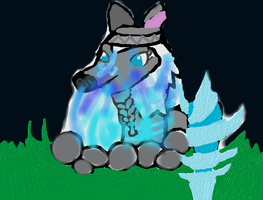 Animal Jam art contest entery 1 by 1ninjaminecrafter13