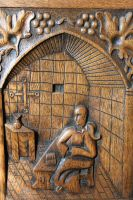 carved door panel by tap69