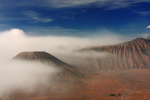 beauty of bromo by rizliconfuse