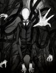 (X)Slenderman(X) by JinRoo