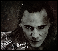sinister by LindaMarieAnson