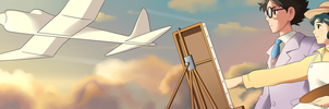 The Wind Rises by DreamAngel-Ren