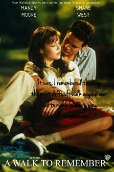 A walk to remember (3rd version) by CapriciaHope