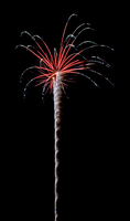 2012 Fireworks Stock 03 by AreteStock