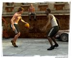 Basketball by aerilworks