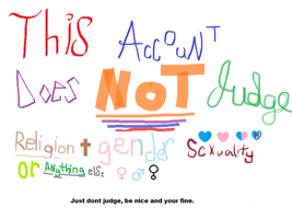 This Account Does Not Judge! by susankitty12