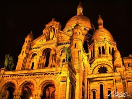 Sacre-Coeur 3 by Stratege