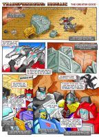 The Greater Good by Transformers-Mosaic