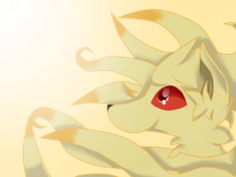 Ninetales(old) by FlareMor